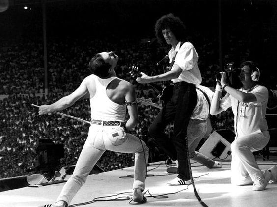 Live Aid o dia em que a música mudou o mundo queen